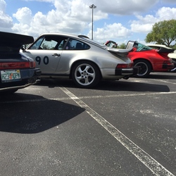 March Autocross, Spacecoast PCA