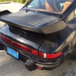 1985 Porsche 930 Turbo Barn Find