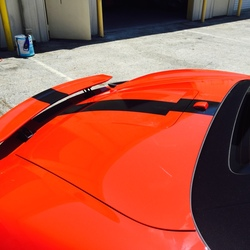 Boxster GTS Racing Stripes Thumbnail