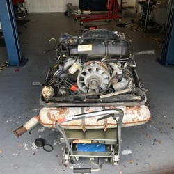 Porsche Engine Out... Now what?
