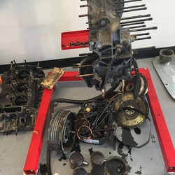 Air Cooled & Water Cooled Porsche Engine Rebuilds